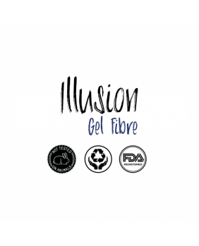 Gel UV Illusion Fibre™ 50ml