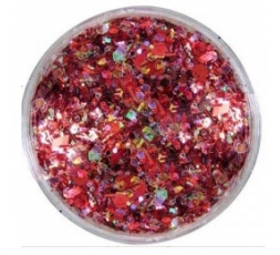 Glitters Mix Excessive | Rubis